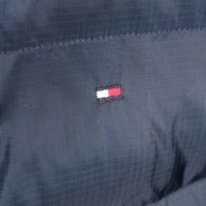 Tommy Hilfiger Jackets & Coats - Tommy Hilfiger Reversible Vest Blue Gray Size M/L